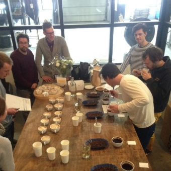 Barista workshop & trainingen