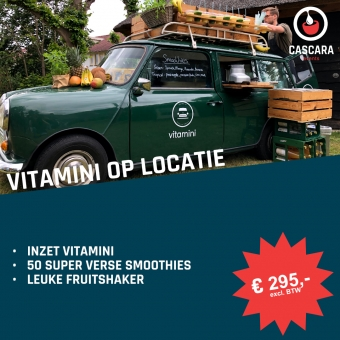 Smoothie Foodtruck ACTIE